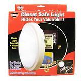 Светильник с тайником Closet Safe Light, фото 2
