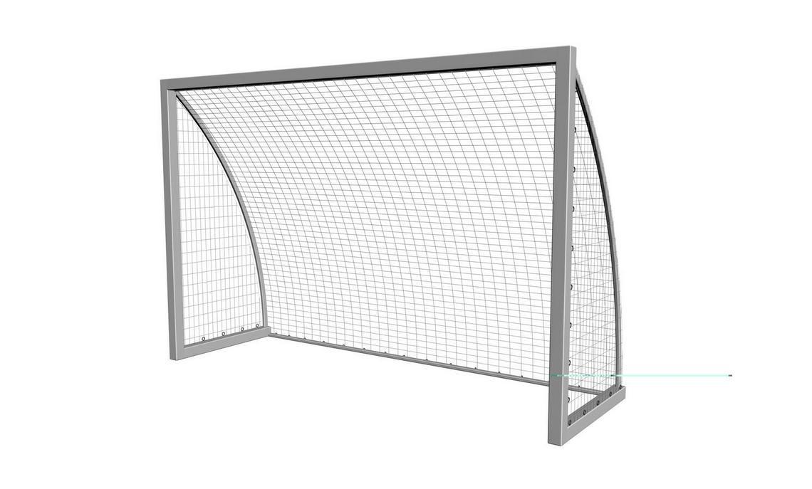 Ворота мини-футбольные ВФ-003 (2шт)