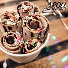 Сухая Смесь для ролл (тайского) мороженого