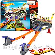 Хот Вилс Трек «Безумные гонки» Hot Wheels