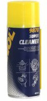 MANNOL SUPER CLEANER (очиститель и обезжириватель деталей)