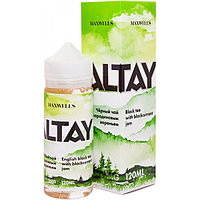 Жидкость для электронных сигарет  Maxwell's ALTAY  120 мл 0. и 1,5. mg