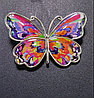 Брошь бабочка (Эмаль), фото 3
