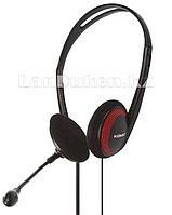 Головная гарнитура наушники с микрофоном KOMC KM-500