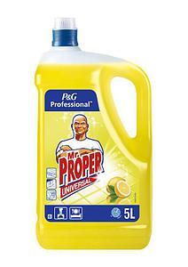 MR PROPER, универсальное моющее средство для полов и стен c ароматом лимона, 5л