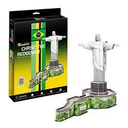 CubicFun Статуя Христа-Искупителя (Бразилия)