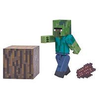 Minecraft Зомби селянин (7 см)