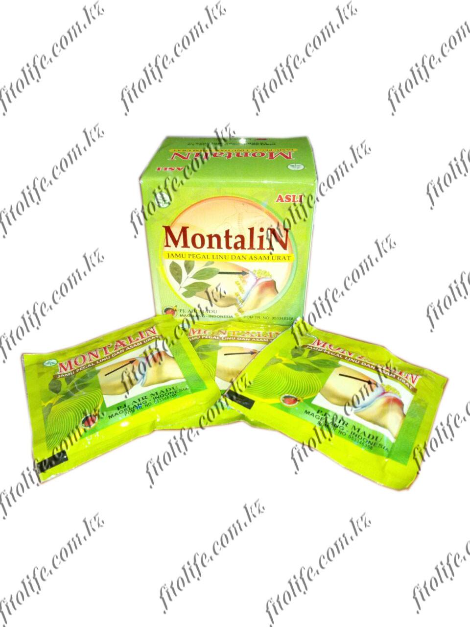 Капсулы Montalin(Индонезия) для лечения суставов