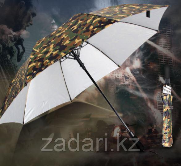 Зонт-складной «Камуфляж»