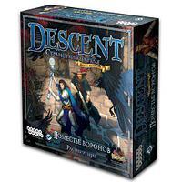 Настольная игра: Descent. Поместье Воронов