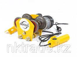 Каретка электрическая для тельфера Т-1000, 1 т, 540 Вт DENZEL