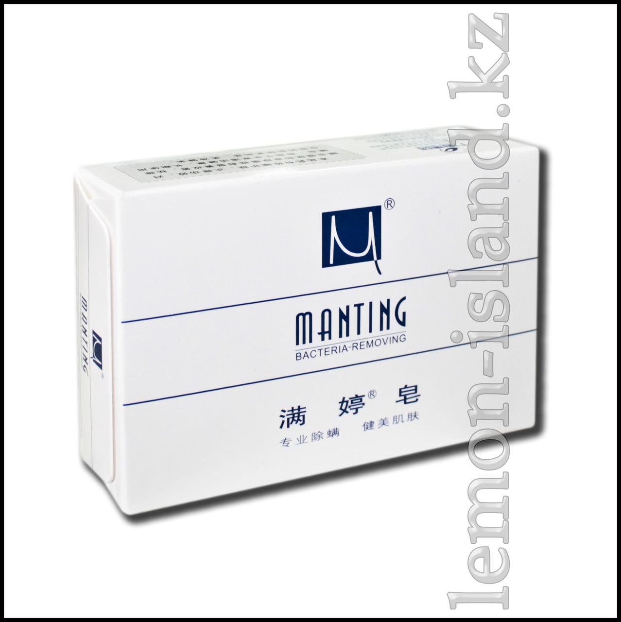 """Мыло """"Manting"""" антибактериальное."""