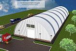 Строительство под ключ быстровозводимых арочных ангаров, складов, зданий и сооружений из ЛМК, фото 5