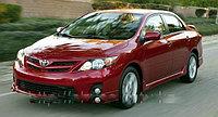 Обвес SE на Corolla 2010-2011, фото 1