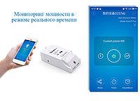 Sonoff Pow модуль выключения и измерение потребляемой мощности по WiFi