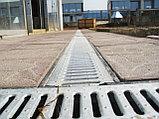 Канал пластиковый с стальной решеткой 115х95х1000мм WhatsApp 87075705151, фото 2