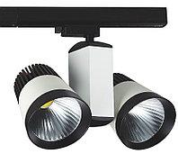 Светильник светодиодный для магазина  на шинопроводе (трековый led светильник)