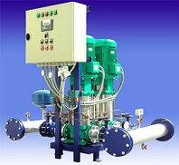 Щиты (шкафы) управления насосами (автоматика для теплоснабжения и водоснабжения)