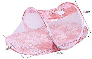 Детская палатка с москитной сеткой