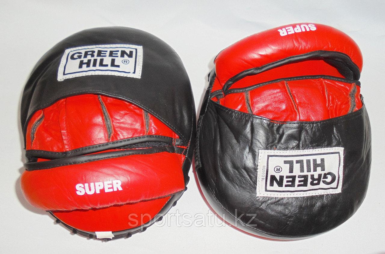 Лапа боксерская GREEN HILL