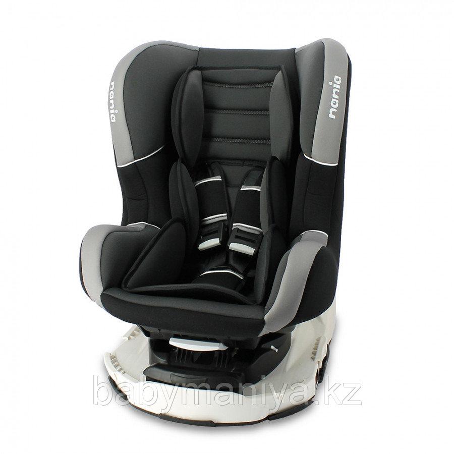 Автокресло группы 0+/1 (0-18кг) Nania Revo Premium Black Черный