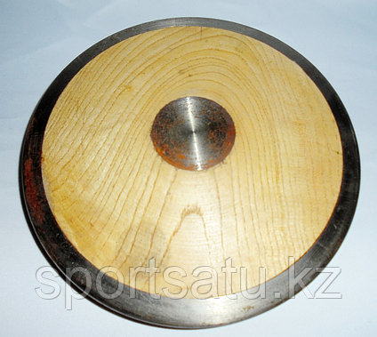 Спортивный диск металлический для метания 1кг
