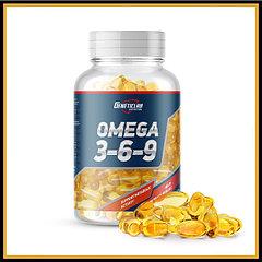 Geneticlab Omega 3-6-9 1000mg (90 капсул)