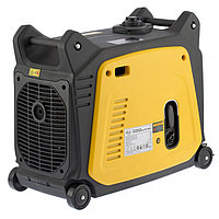 Генератор инверторный GT-3500i, X-Pro 3,5 кВт, 220В, цифровое табло, бак 7,5 л, ручной старт DENZEL