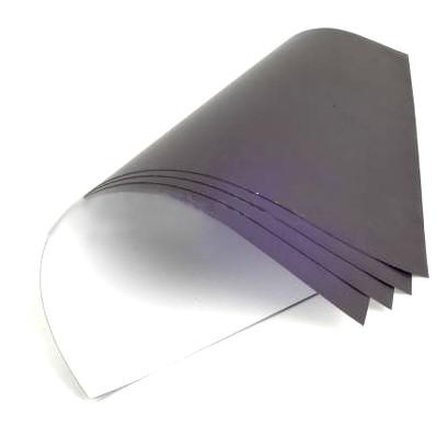 Магнитный винил листовой 0,4- 0,8 мм листами и в рулонах