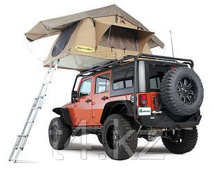 Палатка на крышу или на багажник автомобиля - Kamper и Alaska Missions