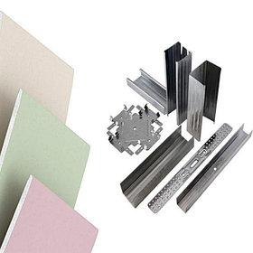 Материалы и комплектующие для гипсокартонных работ