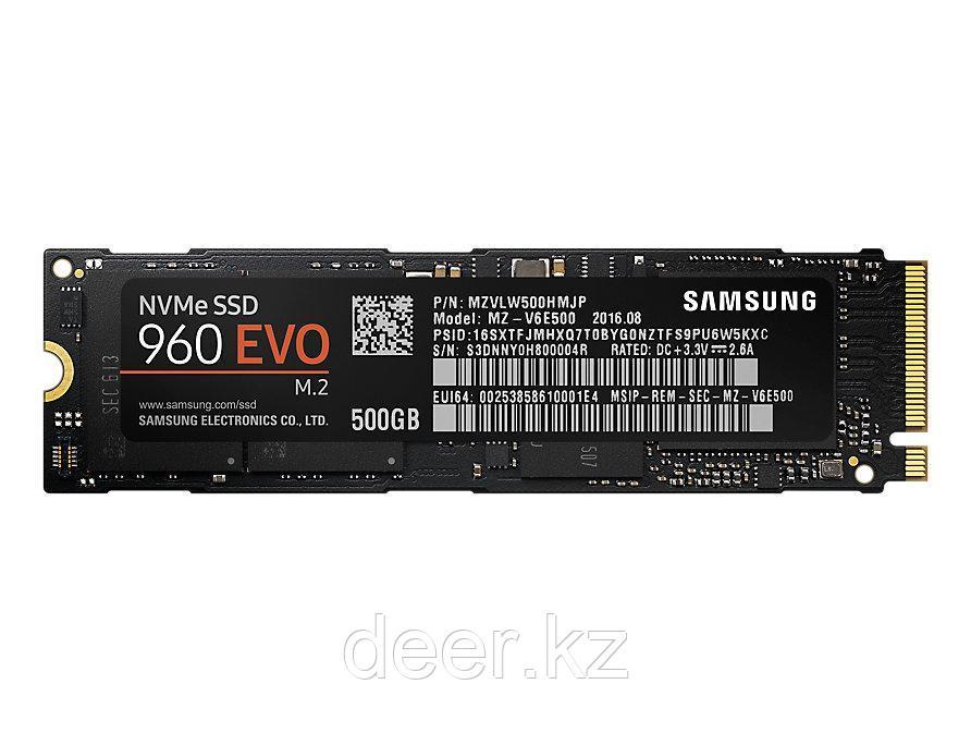 Твердотельный накопитель Samsung MZ-V6E500BW SSD 960 EVO 500GB