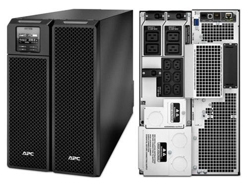 ИБП APC Smart-UPS SRT, On-Line, 8000VA SRT8KXLI