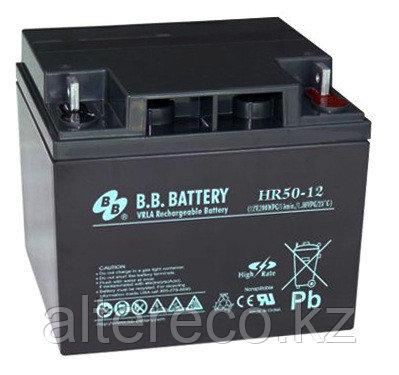 B. B. Battery HR50-12 (HR50-12FR)