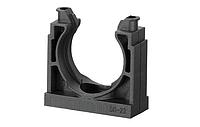 DKC Держатель DN 12 мм, полиамид, цвет черный, фото 1