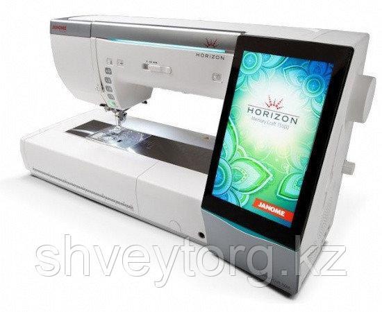 Швейно-вышивальная машина Janome Memory Craft 15000