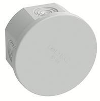 DKC Коробка ответвит. с кабельными вводами, IP44, д.80х40мм, фото 1
