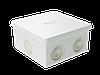 DKC Коробка ответвит. с кабельными вводами, IP44, 80х80х40мм