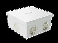 DKC Коробка ответвит. с кабельными вводами, IP44, 80х80х40мм, фото 1