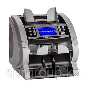 Счетчик банкнот MAGNER 150 Digital, двухкарманный, фото 2