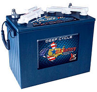 Тяговый аккумулятор U. S. Battery US 12V XC2 (12В, 150Ач)