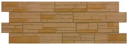Фасадная панель Bronzestein