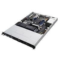 Сервер Rack 1U, 1xXeon E3-1200 v5/v6, 4xDDR4 UDIMM 2400, 4x3.5HDD, RAID 0,1,10,5, 4xGLAN, 400W