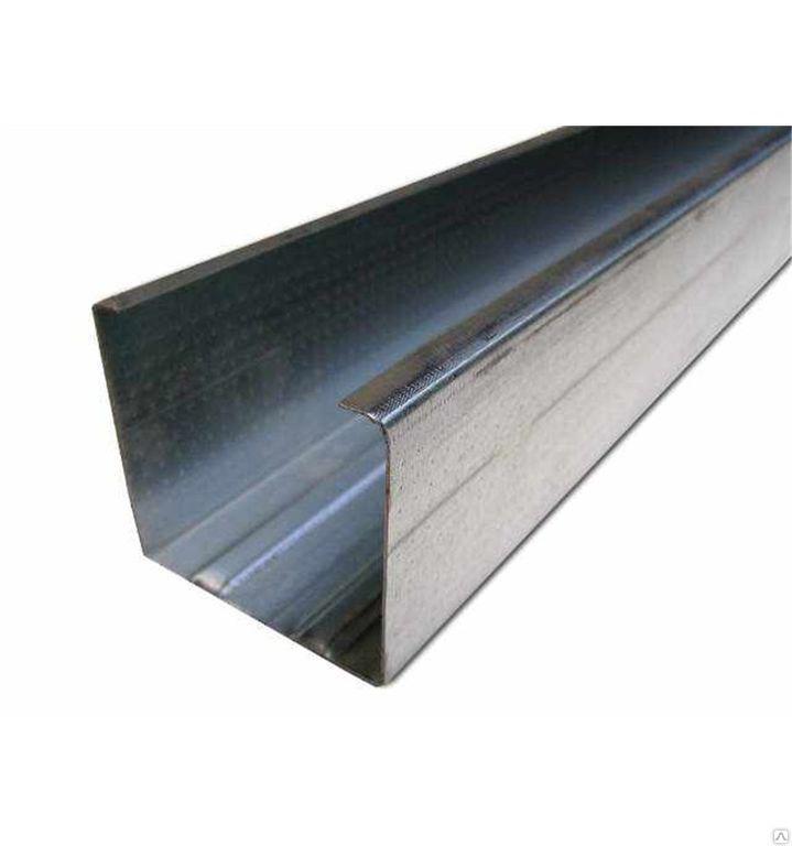 Профиль перегородочный ПС 50х50 0,6мм