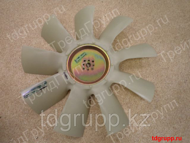 11N6-00231 Крыльчатка вентилятора Hyundai R250LC-7