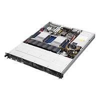 Сервер Rack 1U, 2xXeon E5-2600 v3/v4, 16xDDR4 LRDIMM 2400, 4x3.5HDD, RAID 0,1,10,5, 2xGLAN, 600W