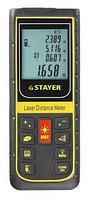 """Дальномер STAYER """"PROFESSIONAL"""" PRO-Control лазерный, дальность 100м, точность 2мм, фото 1"""