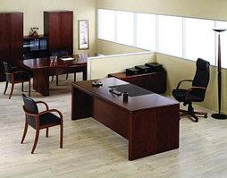 Кабинет руководителя офисная мебель