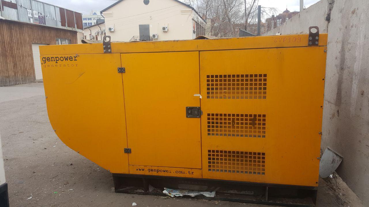 Дизельный генератор 100 кВт - фото 1