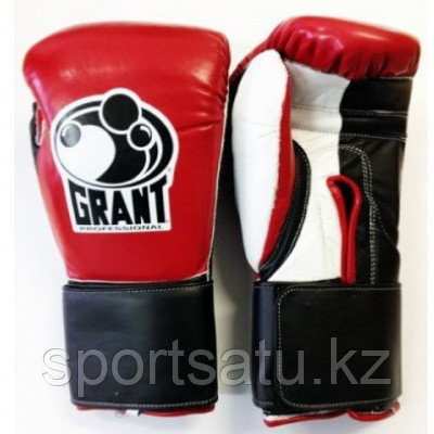 Боксерские перчатки кожа Grant